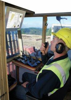 Logsafe GPS Monitoring System