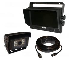 Viewtech 7 Inch Digital LCD Heavy Duty Reversing System