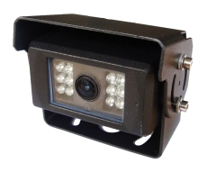 Viewtech Heavy Duty Narrow View Vehicle Camera