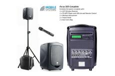Chiayo Focus 505 Portable PA System COMPLETE