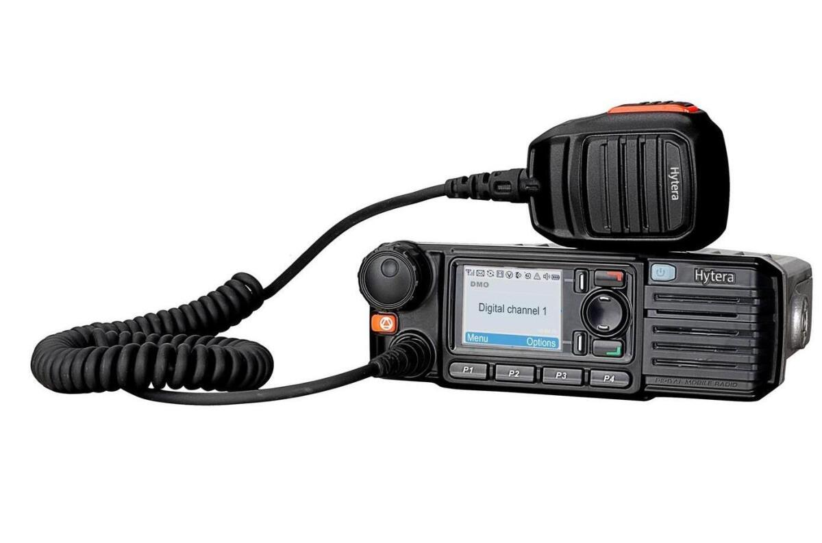 Hytera MD782 DMR Digital Portable Radio | Hytera Mobile Radios