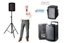 Portable PA System Rental