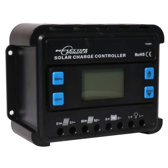 ENS12-24-20D 12-24V 20A SOLAR CHARGE CONTROLLER WITH LCD
