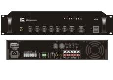 30 watt Mixer Public Address Amplifier, 3 Mic, 2 Aux (T-30B)