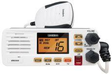 Uniden UM355 VHF Marine Radio WHITE
