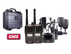 GME TX6160TP Comms Kit Twin Pack