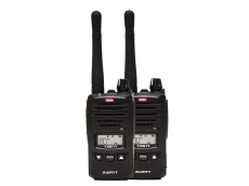 GME TX677TP Twin Pack 2 Watt UHF Portable Radio
