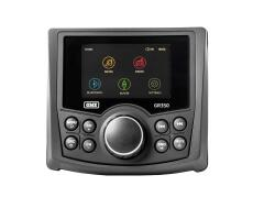 GME GR350BTB AM FM Marine Stereo with Bluetooth & USB AUX Input - Black