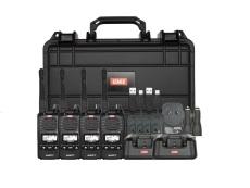 GME TX677QP Quad Pack UHF Portable Radio