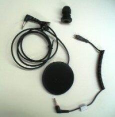 Helmet Mono Headset